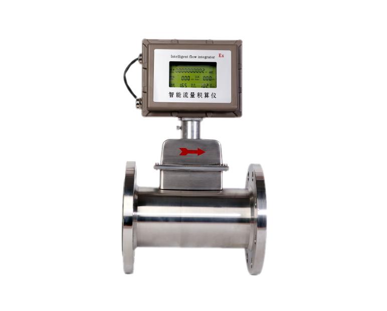 气体涡轮流量计选型安装