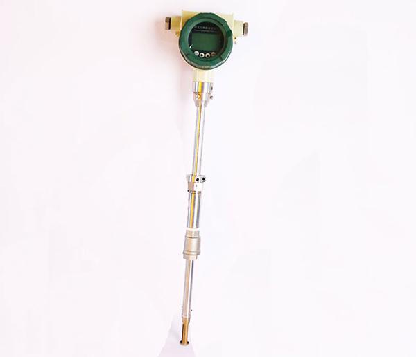 插入式与管道式热式气体质量流量计的安装方法步骤
